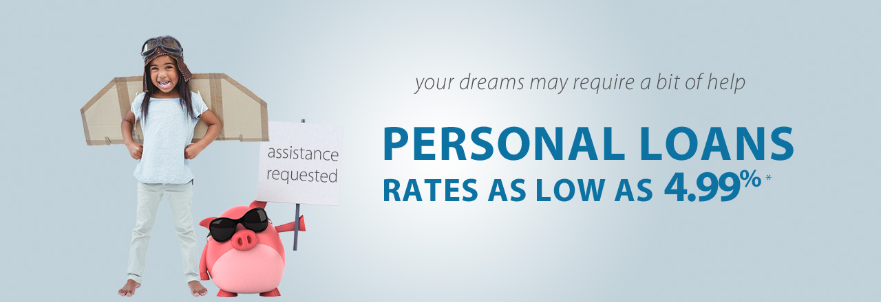 Personal Loans from Taleris Credit Union