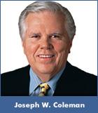 Joseph W. Coleman Memorial Scholarships
