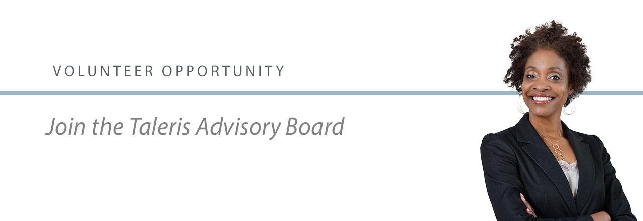 Join the Taleris Advisory Board