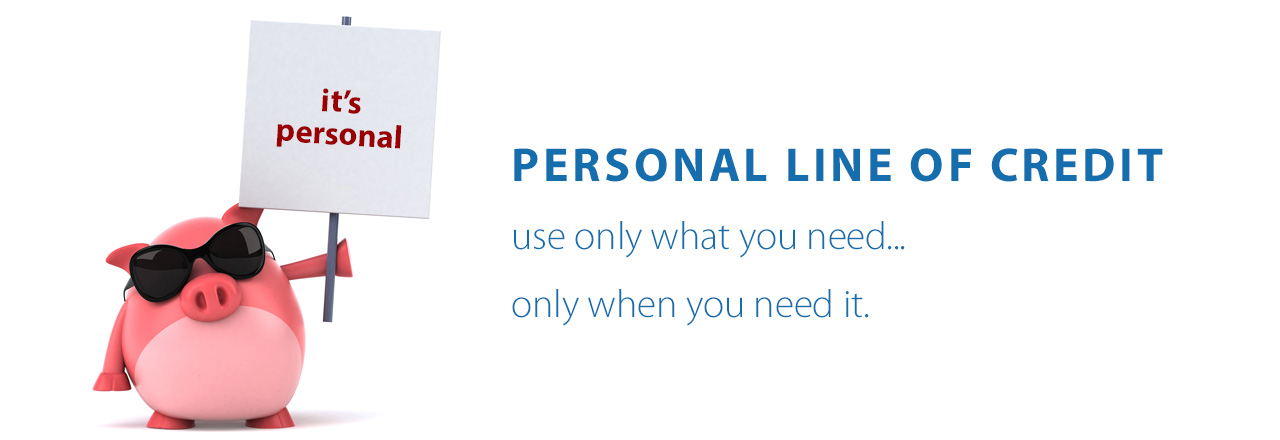 Taleris Personal Line of Credit
