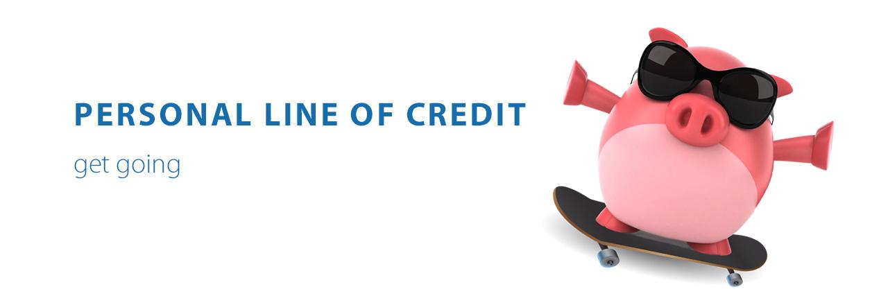 Taleris Personal Line of Credit