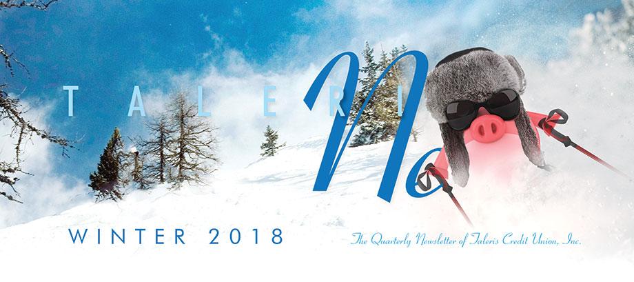 1st quarter 2018 Newsletter