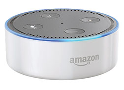 Win an echo dot