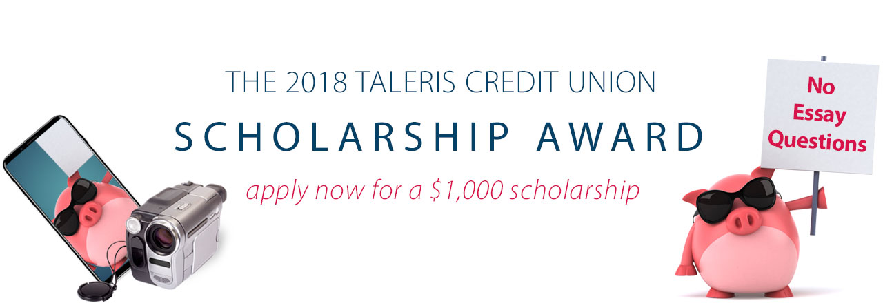 2018 Taleris Scholarship Award
