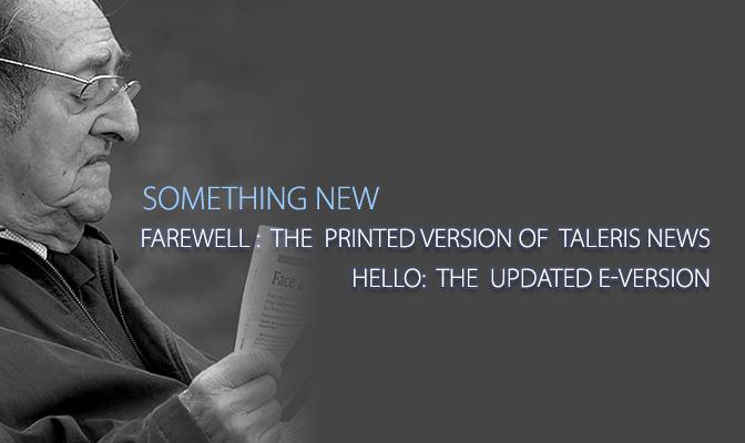 New Taleris e-Newslettert