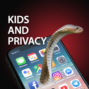 Kids and Internet Privacy