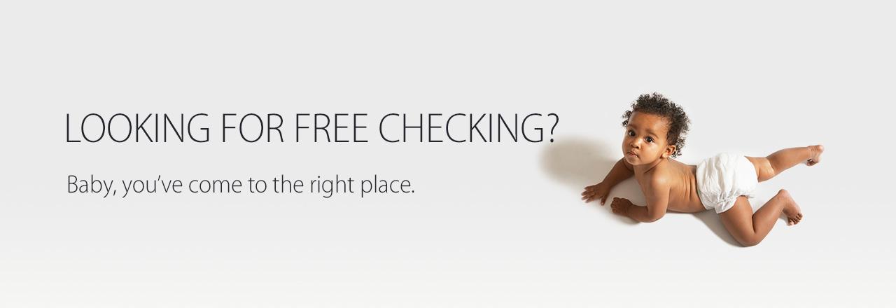 Free Basic Checking Accounts